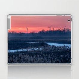 Long Point Sunsets Laptop & iPad Skin