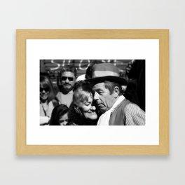 Last tango in... [part 1] Framed Art Print