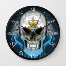 To The Core Collection: San Marino Wall Clock