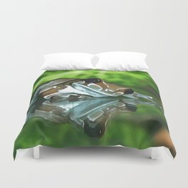 Amazon Milk Frog Duvet Cover
