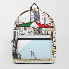 Sketches from Italy - Verona Backpack