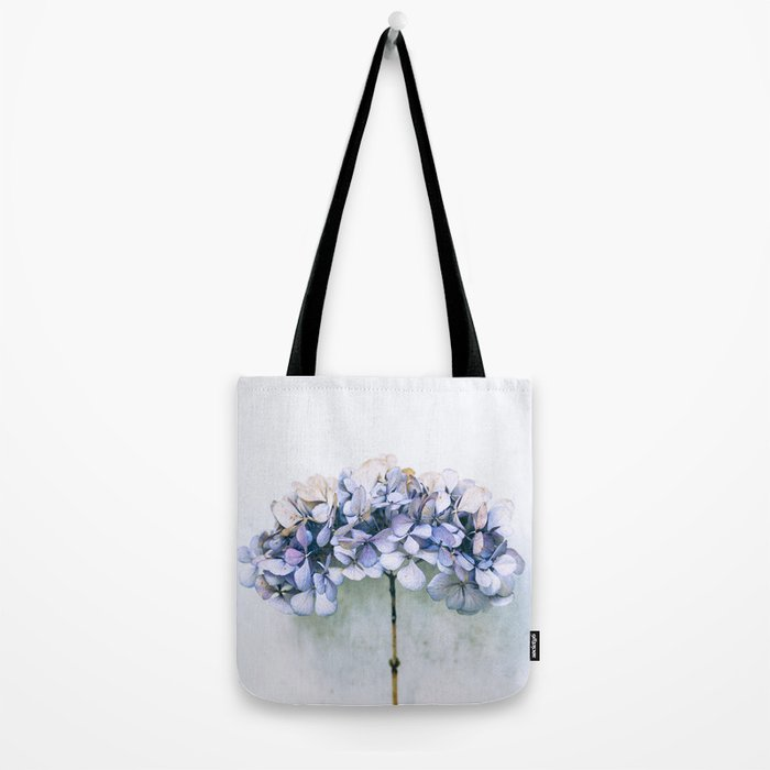 Delicate Hydrangea Tote Bag