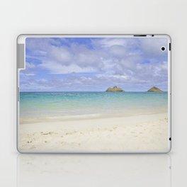Lanikai Beach Laptop & iPad Skin