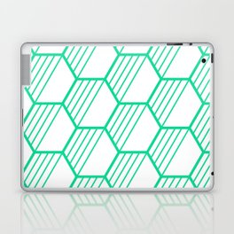 LYLA ((emerald green)) Laptop & iPad Skin