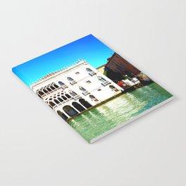 Ca' D'Oro Palace - Venice, Italy Notebook