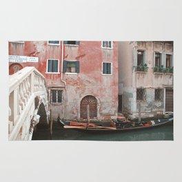 The gondola Rug