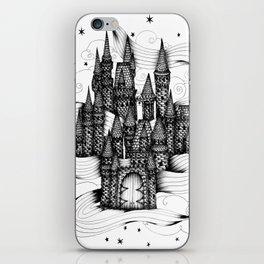 Super Magic Dream Castle iPhone Skin