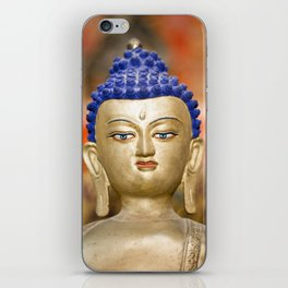 Buddha iPhone Skin