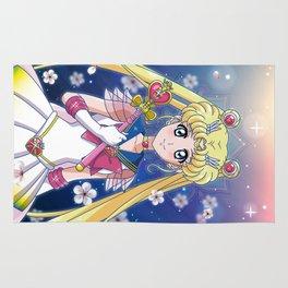 Super Sailor Moon Crystal Rug