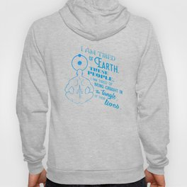 Dr. Manhattan - Tired of Earth Hoody