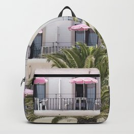 Life in Pink Backpack