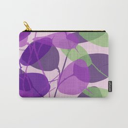 Lunaria Lavender Carry-All Pouch