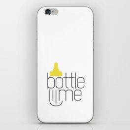Bottle Me iPhone Skin