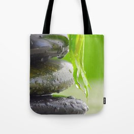 Wellness Stones Tote Bag
