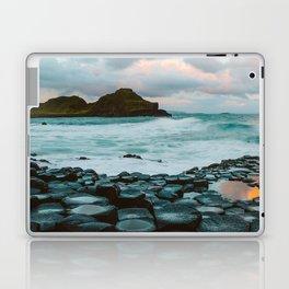 Giant's Causeway at Sunrise Laptop & iPad Skin
