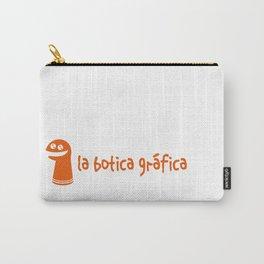 La Botica Gráfica (logo) Carry-All Pouch