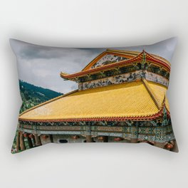 Kek Lok Si Temple Rectangular Pillow