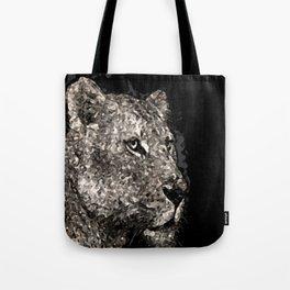 Lioness Tote Bag