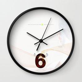 Javier Conde by Bennassar Wall Clock