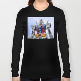Gundam Stare Long Sleeve T-shirt