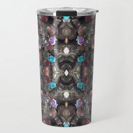 Macro Glitter Travel Mug