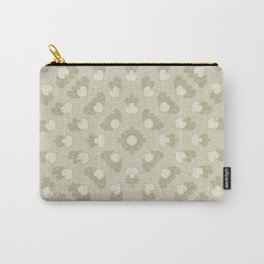 A  kaleidoscope of hearts in spider web Carry-All Pouch