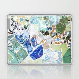 Mosaic of Barcelona VII Laptop & iPad Skin