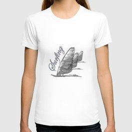 windsurf # T-shirt