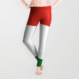 Flag: Hungary Leggings