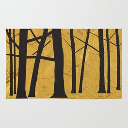Give the trees as a gift Rug