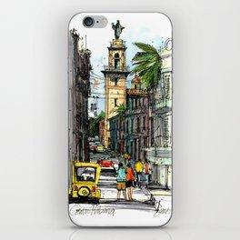 Central Havana iPhone Skin