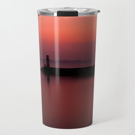 Slow City Sunset Travel Mug