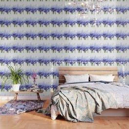 Bue Iris 2 Wallpaper