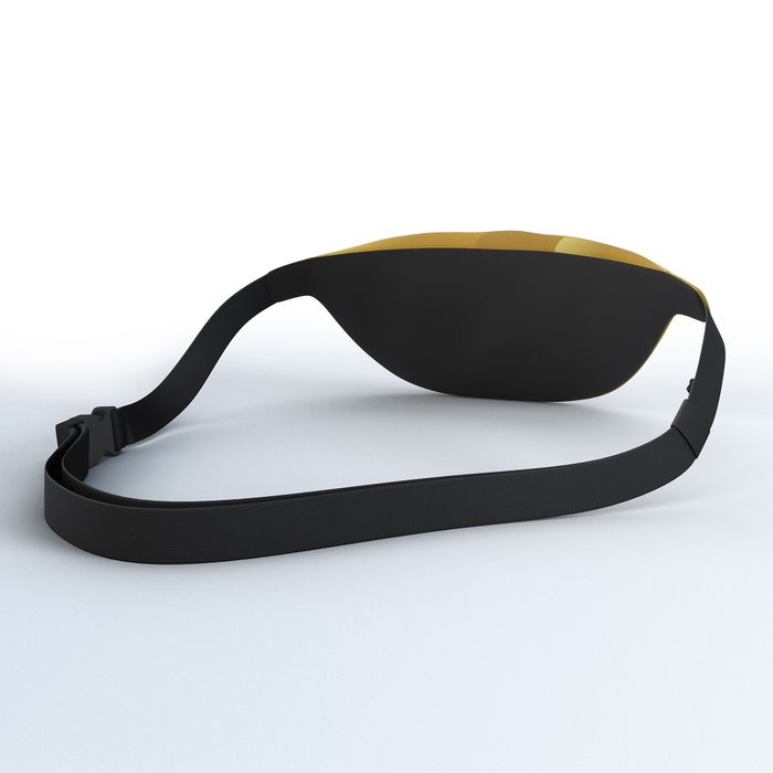 Gold paths Fanny Pack