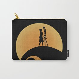 Jack & Sally Carry-All Pouch