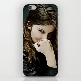 If Looks Could Kill iPhone Skin