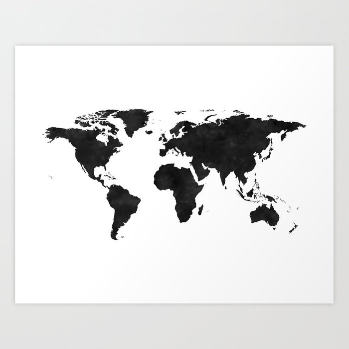 World map wall artworld map canvasworld map printworld map poster world map wall artworld map canvasworld map printworld map poster gumiabroncs Image collections
