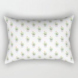 Clivia miniata Rectangular Pillow