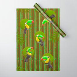 Toucan Party! Wrapping Paper
