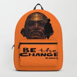 GANDHI quote Backpack