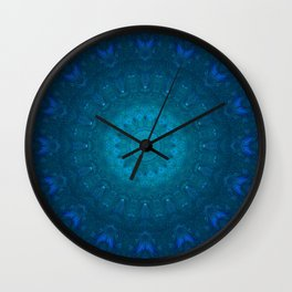 Blufish Wall Clock