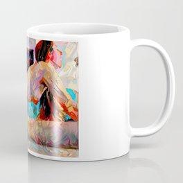 Touch Me Deeply Coffee Mug