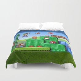 Super Mario 2 Duvet Cover