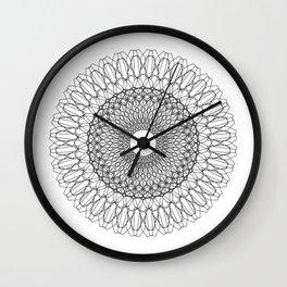 Rosone 1 Wall Clock