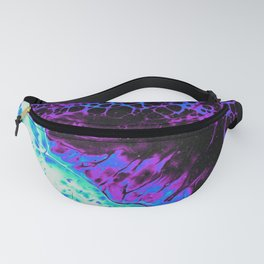 THROW DOWN THE ROSES Fanny Pack