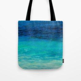 SEA BEAUTY Tote Bag