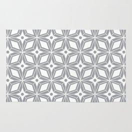 Starburst - Grey Rug