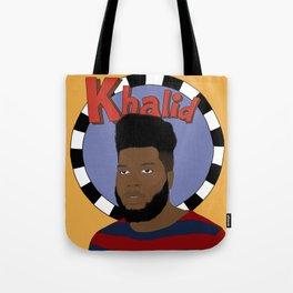 Khalid Tote Bag
