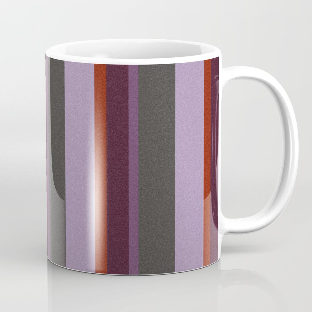 Strong Striped Lines Mug by Textures MUG8885075