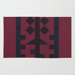 Messed Shapes Rug
